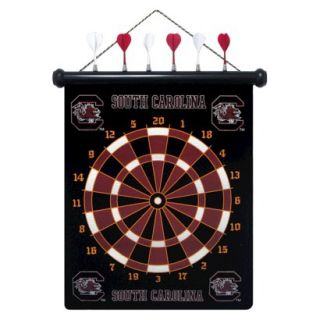 Rico NCAA South Carolina Gamecocks Magnetic Dart Board Set