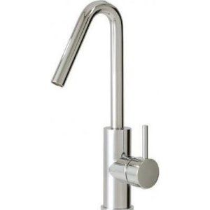 Aquabrass AB X7514 PC Xround Single Hole Lavatory Faucet