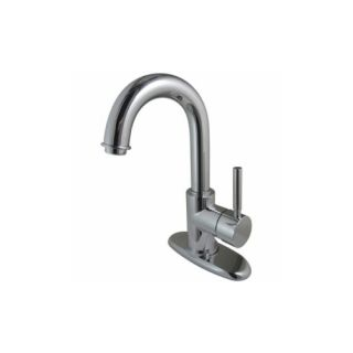 Elements of Design ES8431DL NuVo Centerset or Single Hole Lavatory Faucet