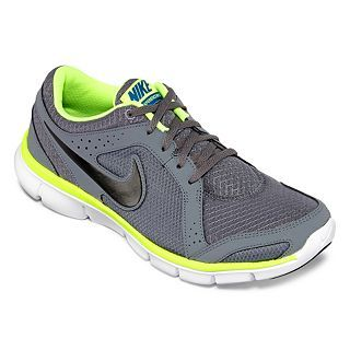 Nike Flex Experience 2 Mens Running Shoes, Black/Gray