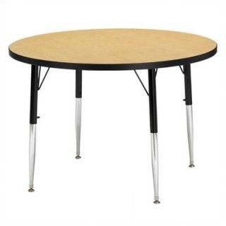 Jonti Craft KYDZ Round Activity Table (36, 42, 48 Diameters) 6488JC/6468JC