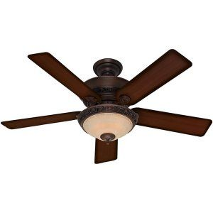 Hunter HUF 53200 Italian Countryside Large Room Ceiling fan with light