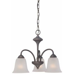Thomas Lighting THO 190037763 Holly Chandelier Painted Bronze 3x100W