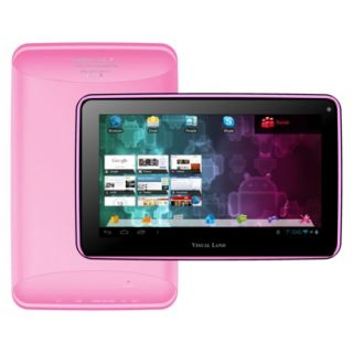 Visual Land Prestige 7 Google Certified Android 4.1 Tablet   Pink (ME 107 L