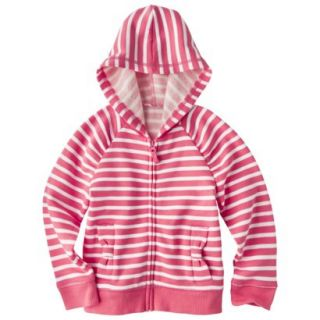 Circo Infant Toddler Girls Long sleeve Sweatshirt   Playful Coral 18 M
