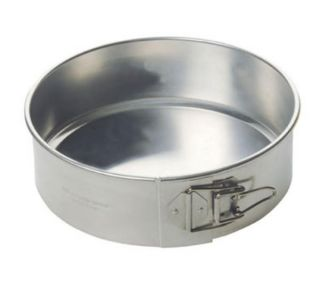 Focus Spring Form Cake Pan, 10 in dia. x 3 in deep, Aluminum