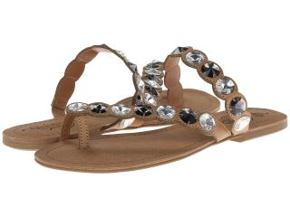 Kenneth Cole Unlisted Coin Charm Womens Sandals (Brown)