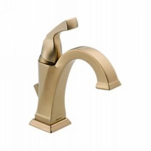 Delta Faucet 551 CZ DST Dryden Single Handle Lavatory Bathroom Faucet