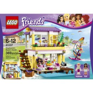 LEGO Friends Stephanies Beach House 41037