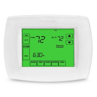Honeywell TH8320U1008 VisionPRO 8000 Touch Screen Universal Thermostat (3H/2C)