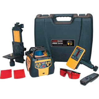 CST/Lasermark Horizontal & Vertical Self Leveling Rotary Laser Level   Dual