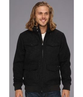 Rip Curl Tofino Jacket Mens Coat (Gray)