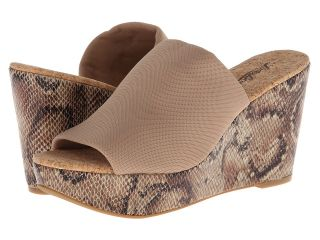 Lucky Brand Marilynn Womens Wedge Shoes (Beige)