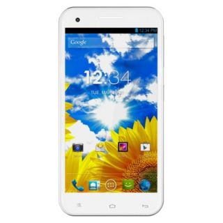 Blu Studio 5.5 D610a Unlocked Cell Phone for GSM Compatible  White
