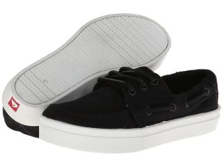 Quiksilver Kids Surfside Boys Shoes (Black)