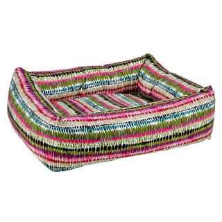 Bowsers Diamond Series Cotton Dutchie Dog Bed Splash   13781, M (28L x 25W x 8H