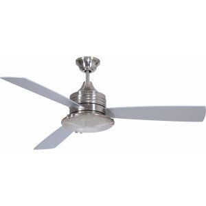 Ellington Fans ELF REG54BNK3 Regatto 54 Ceiling Fan with Integrated Light Kit,