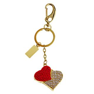 Lovers Heart Feature Metal USB Flash Drive 16G