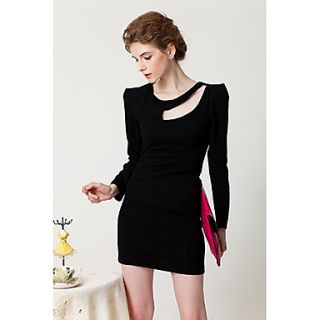 Womens Elegant Slim Fit Dress