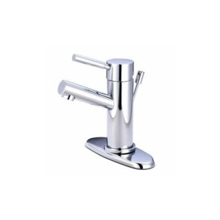 Elements of Design ES8421DL NuVo Centerset or Single Hole Lavatory Faucet