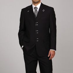 Ferrecci Mens 6 button Urban Suit
