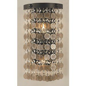 Framburg Lighting FRA 2481 MB Naomi Two Light Sconce from the Naomi Collection