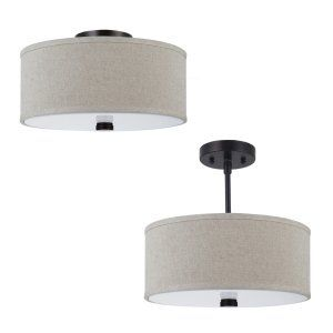 Sea Gull Lighting SEA 77262 710 Dayna Ceiling Fixture