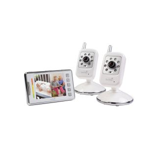 Summer Infant Multi View Digital Color Video Monitor, White
