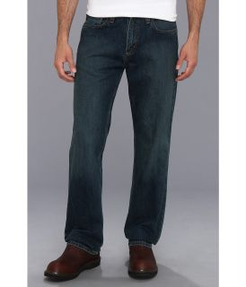 Carhartt Relaxed Straight Jean   B320 Mens Jeans (Navy)