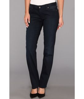 Lucky Brand Sweet Jean Straight in Bogey Head Womens Jeans (Black)