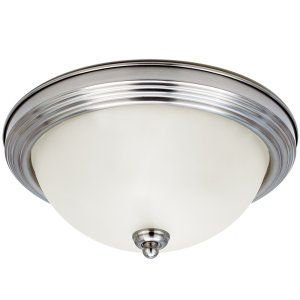 Sea Gull Lighting SEA 79163BLE 962 Universal One Light Ceiling FLush Mount