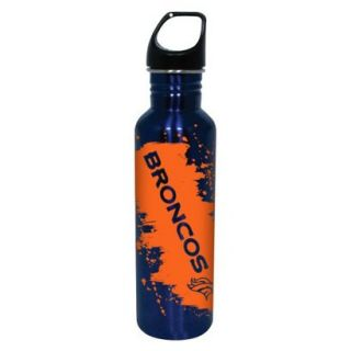 NFL Denver Broncos Water Bottle   Blue (26 oz.)