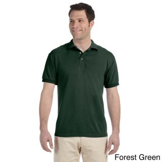 Mens Heavyweight Blend Jersey Polo Shirt