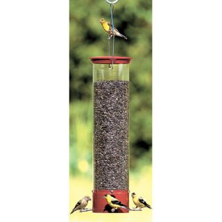 BFG Supply Co Droll Yankee Dipper 21 in. 4 Port Squirrel Proof Bird Feeder