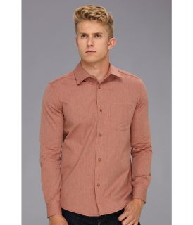 The Portland Collection by Pendleton Yachats Cotton Shirt Mens Clothing (Red)