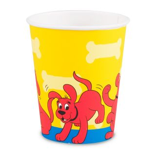 Clifford The Big Red Dog 9 oz. Paper Cups