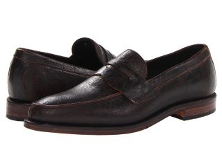 Allen Edmonds Modesto Mens Dress Flat Shoes (Black)