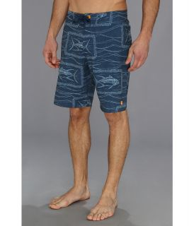 Quiksilver Waterman Swell Boardshorts Mens Swimwear (Blue)