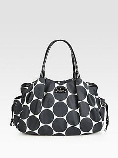 Kate Spade New York Stevie Baby Bag   Black