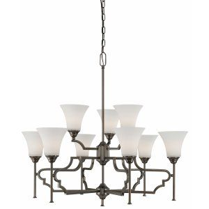 Thomas Lighting THO SL807815 Chiave Chandelier 9x60W 120
