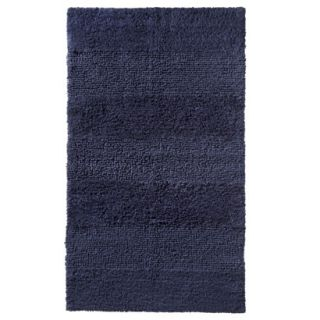 Nate Berkus Bath Rug   Blue Midnight (24x38)