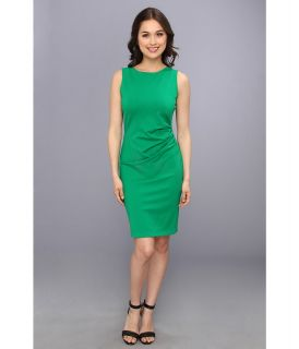 Kenneth Cole New York Hilary Dress Womens Dress (Green)