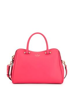 charles street audrey satchel bag, strawberry froyo   kate spade new york